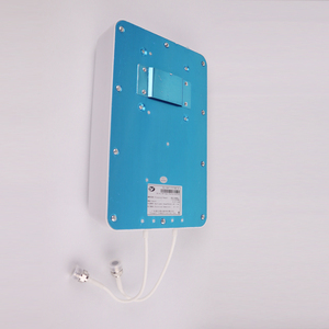 Image 3 - ZQTMAX 880~2635 mhz indoor 2x2 Mimo 3g 4g Lte Antenna Mobile Antenna Female Connector Booster Mimo Panel Antenna