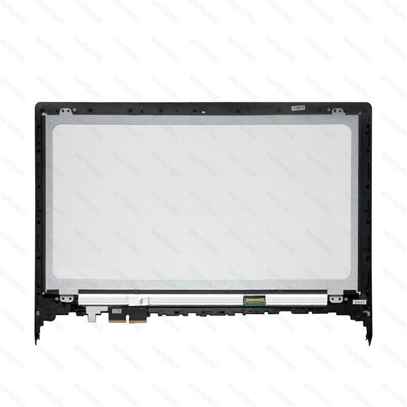 14 pouces pour Lenovo ordinateur portable Flex2-14 écran tactile LCD Fru 04X4807 assemblage 5D10F86070 modèle LP140WF3 (SP) (L1)
