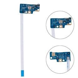 1 шт. Мощность Платы кнопки с кабелем для hp 15-G 15-R221TX 15-R LS-A991P