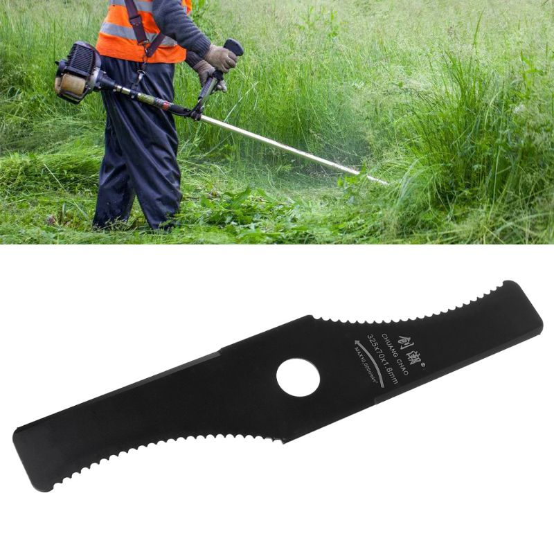 Cutting Garden Tool 2T Blade For Electric Brush Cutter Electric Lawn Mower