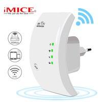 Беспроводной WiFi ретранслятор WiFi усилитель 300 Мбит/с WiFi усилитель Wi-Fi длинный диапазон сигнала расширитель Wi-Fi ретранслятор 802.11N точка доступ...