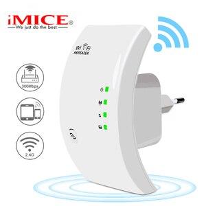 Image 1 - Wifi Repeater Wifi Tăng Áp 300Mbps Bộ Khuếch Đại Wi Fi Tín Hiệu Dài Bộ Khuếch Wi Fi Repeater 802.11N Điểm Truy Cập