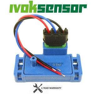Image 3 - Promotion   NEW For GM STYLE 3BAR 3 BAR MAP Sensor For Electromotive Motec Megasquirt With Plug 12223861 16040749