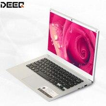 4G RAM & 64GB EMMC Laptop Computer pc 14inch 1366x768P Intel