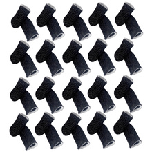 Finger-Cover Game Screen-Touch Anti-Sweat 20pcs Elastic Practical Breathable