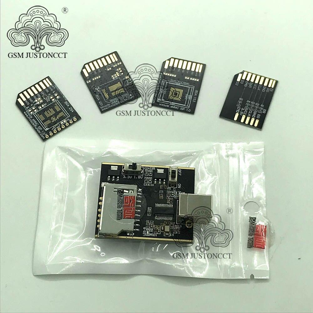 Miracle eMMC - GSM JUSTONCCT -A