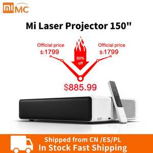 Xiaomi Home TV DTS Projection DOLBY Movie Theater 1080 Mi Laser Wifi Global-Version Lumens