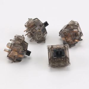 Image 3 - Interrupteurs à encre Gateron noir/rouge/bleu/jaune/noir silencieux (10 pièces)