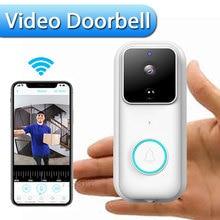 Wifi doorbell 1080 p 무선 비디오 통화 양방향 오디오 스마트 홈 링 원격 제어 디지털 야외 도어 틈 구멍 벨 카메라
