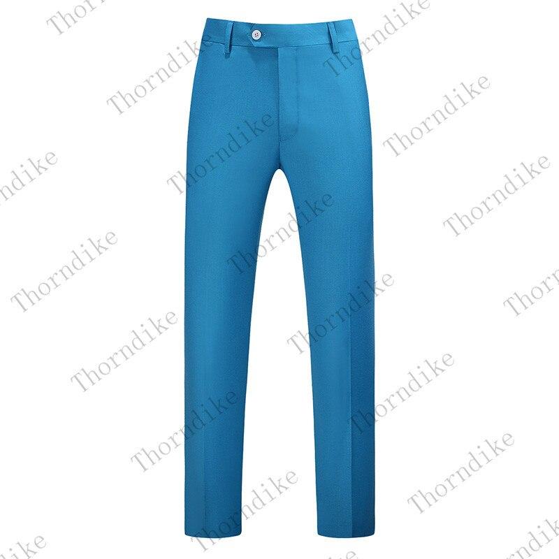 2020 Nuevos Pantalones De Traje Para Hombres Pantalones De Vestir De Negocios Informales De Color Solido Pantalones De Vestir Delgados Pantalones Clasicos De Calidad Para Hombres Pantalones De Boda Para Novio Pantalones De