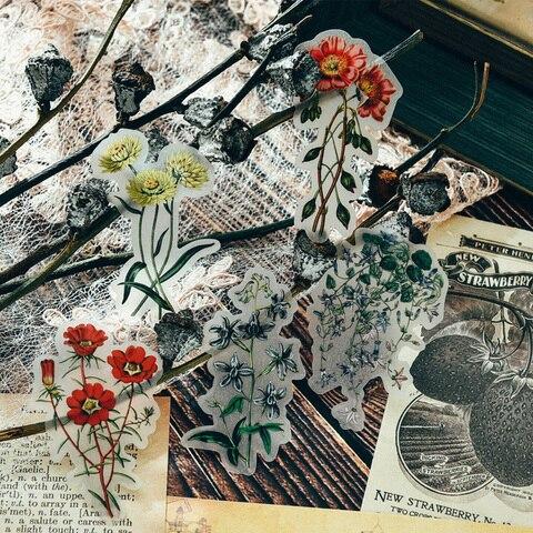 32 pcs set sulfato de flores de penas do vintage papelaria diario papel adesivos junkjournal