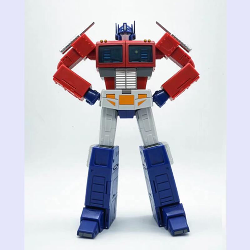 G1 TE transformación OP Commander TE 01 TE01 TE 01E Versión 3,0 TF elemento acción figura colección juguetes deformación modelo niños - 5