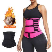 Waist Trainer Corset Sweat Belt for Women Weight Loss Shapewear Lady Body Shaper Slimming Fat Burning Fitness Modeling Strap