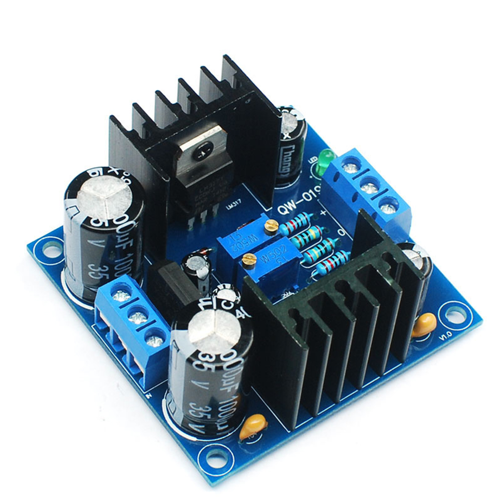 Adjustable Module Accessories Component LM317...