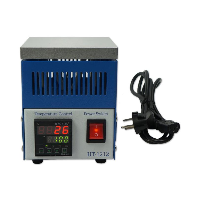800W BGA Reballing Hot Plate HT-1212 Pre-heater plate Station 220V 110V