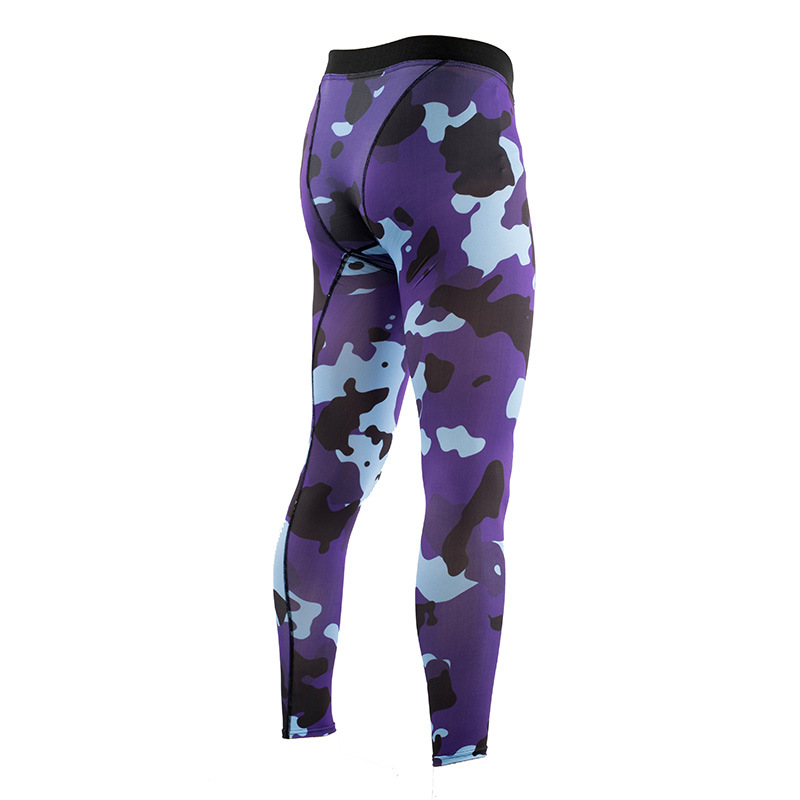 Spring And Autumn Summer Bicycle Outdoor Sports Men And Women Mountain Bike Camouflage Cycling Apparel Pants Ultra-stretch Throu
