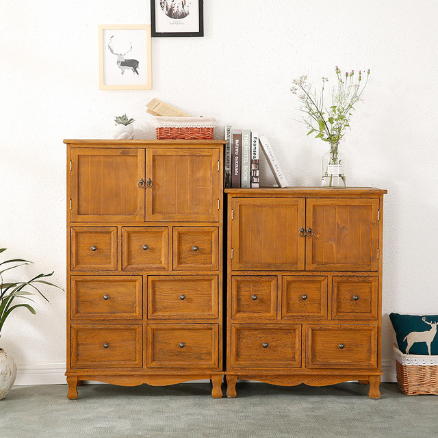 Wooden Multi-Layer Chest of Drawers  3