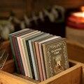 50 teile/los Botanische garten Brief Mini buch Material Papier Junk Journal Planer Scrapbooking Vintage Dekorative DIY Handwerk Papier