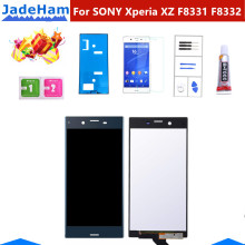 Original  5.2 LCD For SONY Xperia XZ Display Touch Screen Digitizer Replacement F8331 F8332