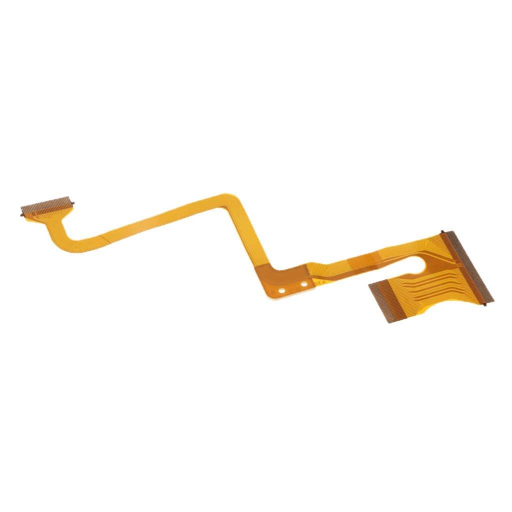 1PC écran LCD ruban FPC câble flexible pour JVC GZ-MS120 MS130 MS123 HM200 caméras pièces de réparation