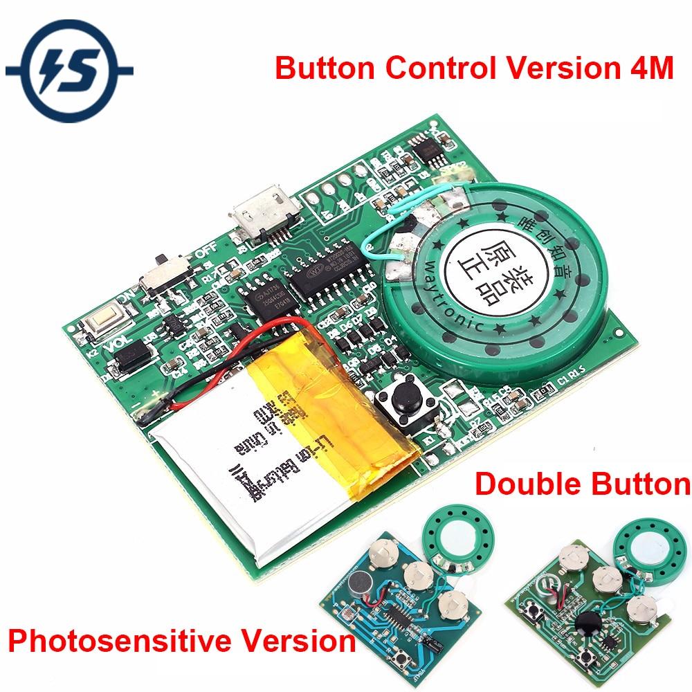 WT2003 USB Music Sound Voice Playback Recording Module Chip Recorder Board DIY