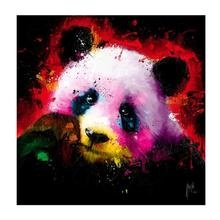 5d Diy Diamond Mosaic Animal Embroidery Christmas 3D Painting Colorful Panda Pictures Home Decor