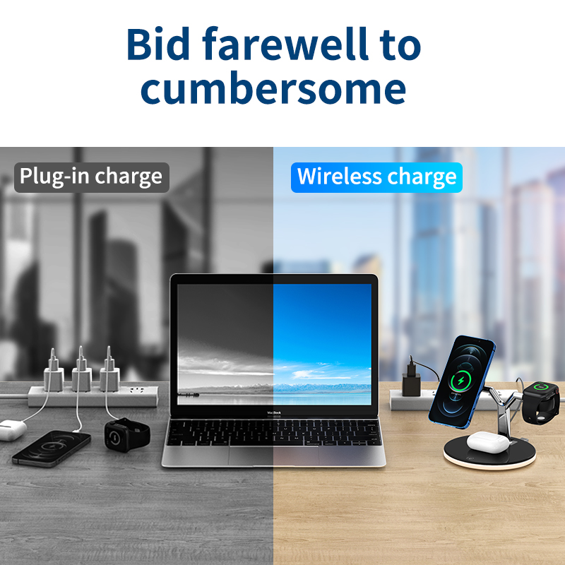 15W Magsafe Wireless Charger NEW ARRIVALS