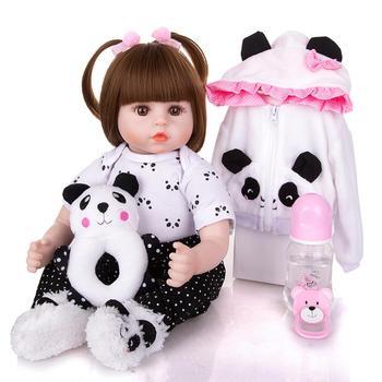 Кукла-младенец KEIUMI KUM18CB09-LW09 4