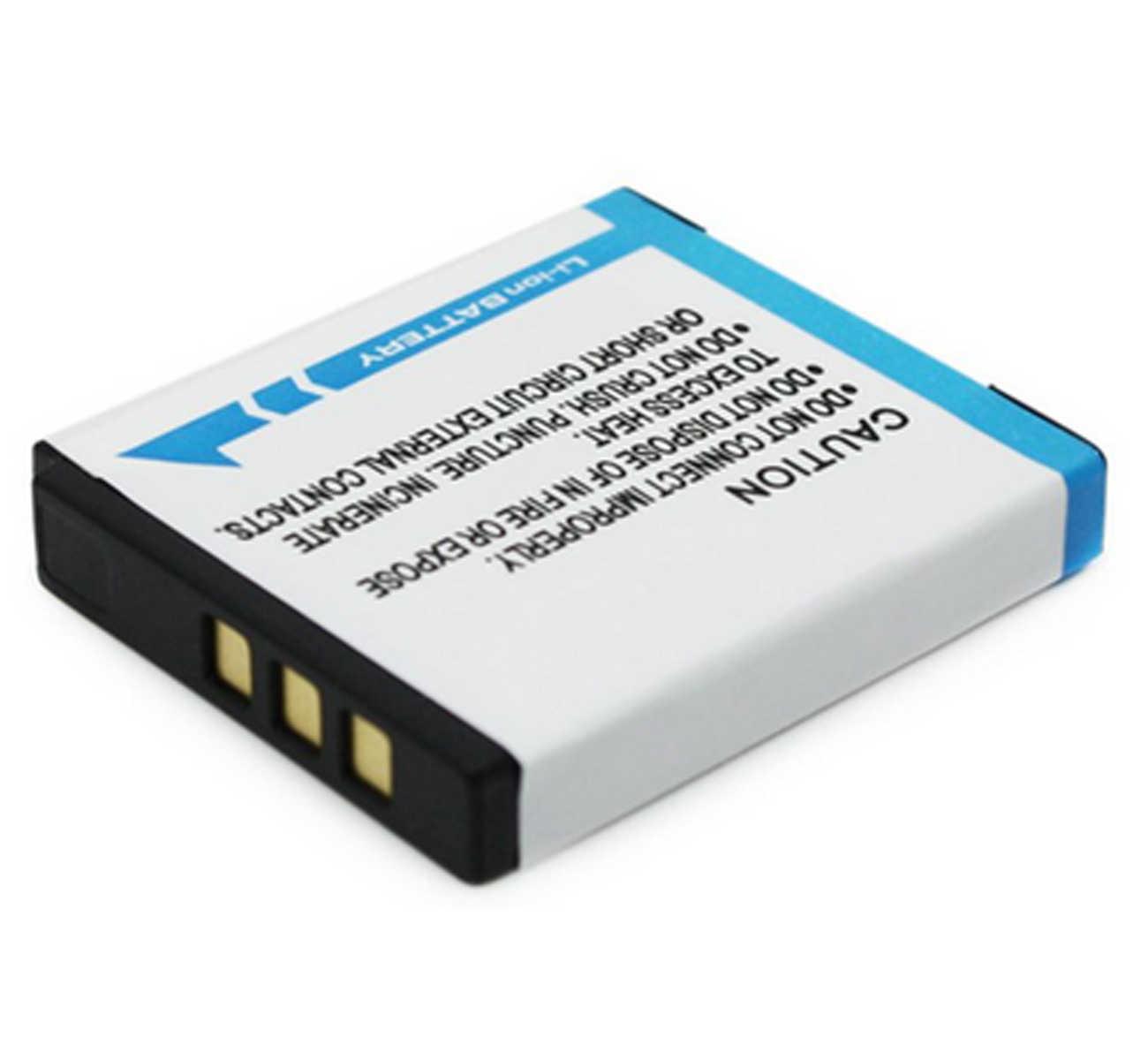 Paquete de baterías para Fujifilm NP-50, NP50, NP-50A, NP50A y Kodak KLIC-7004, KLIC7004 litio-ion recargable