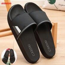 2020 Summer Men Slides Slide Slippers Home Indoor Shoes House Beach Outside Slipers Slipper Sleepers Soft Hot Sale Big Size