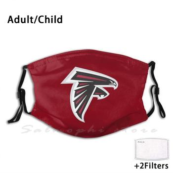 Mask Falcons - Atlanta Logo Sports Football