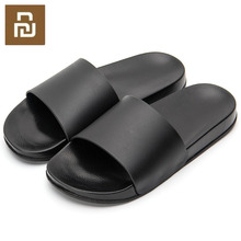 Zwarte Slippers Zwart En Witte Schoenen Antislip Slides Badkamer Zomer Casual Stijl Zachte Zool Slippers