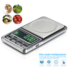 Perhiasan elektronik Skala Keseimbangan Gram Skala 0.01g Akurasi Precision Mini pocket Scale(China)