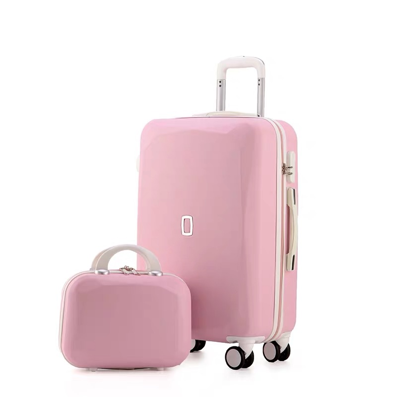Image 2 - TRAVEL TALE women cute carry on trolley set abs girls travel 