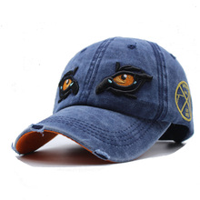 Cotton Baseball Cap Mens Leisure Breathable Fashion  Snapback Hat Sunshade Men Women Wash
