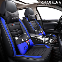 Car-Seat-Covers Accessori Audi Sportback Avant Q5 Q3 KADULEE for A3 8p 8l Q7 2007/Q5/A4/..