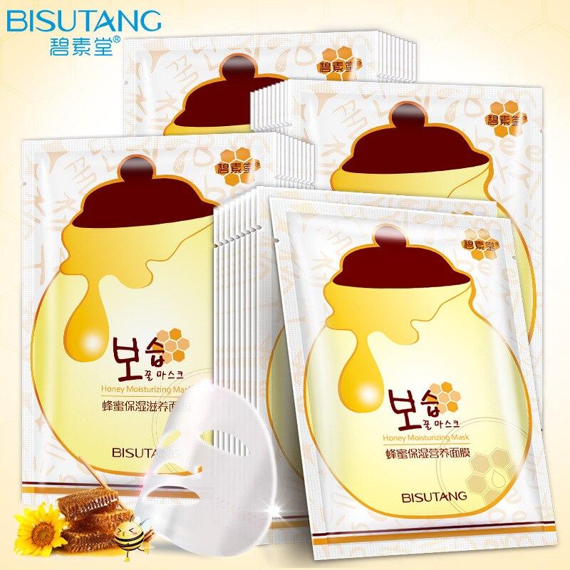Honey Moisturizing And Tender Skin Nourishing Mask Skincare  Collagen Face Mask