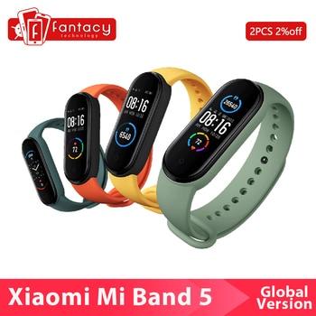 Global Version Xiaomi Mi Band 5 Smartband 1.2