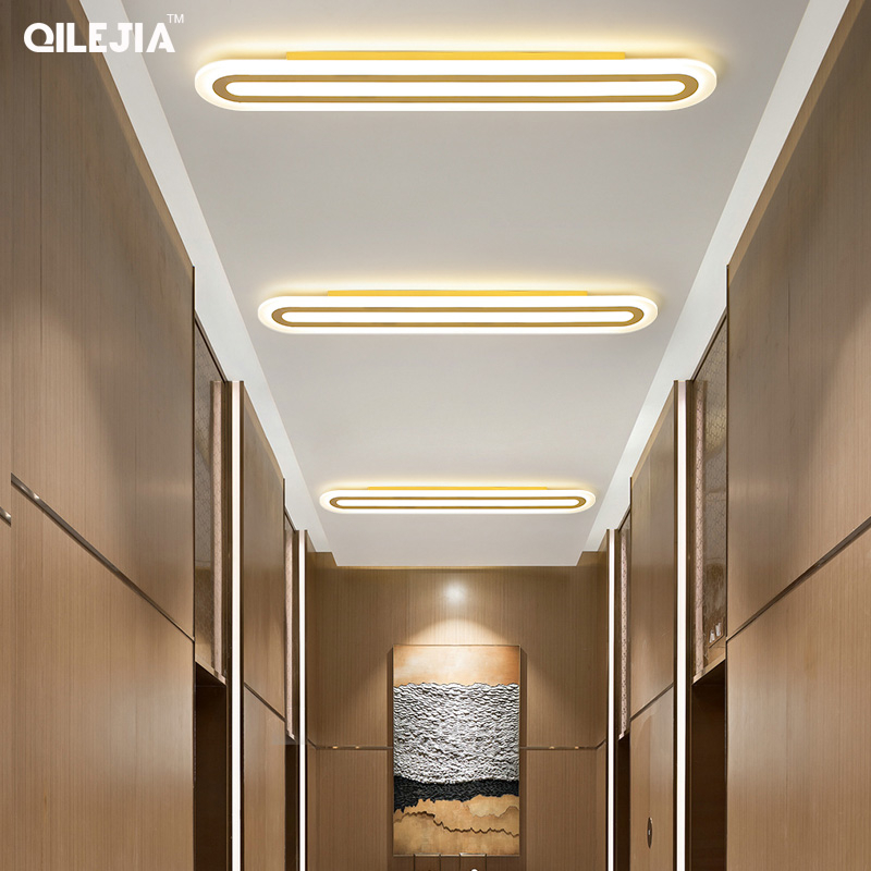 Led Ceiling Chandeliers For Dining Room Living Room Bedroom Corridor Modern Acrylic Home Lighting Ceiling Chandelier Fixtures