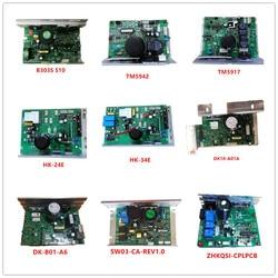 B303S S10 | TM5942 | TM5917 | HK-24E | HK-34E | DK10-A01A | DK-B01-A6 | SW03-CA-REV1.0 | ZHKQSI-CPLPCB