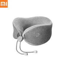 Xiaomi Mijia SE U-Shape Neck Pillow Massage Relax Muscle Massager Pressure Release Help Sleep Pillow Home Work Car Travel Use(China)