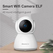 10moons 1080P IP Camera Wi-Fi Wireless Home Security Camera Mini Network Camera Night Vision CCTV Camera Baby Monitor 1920*1080