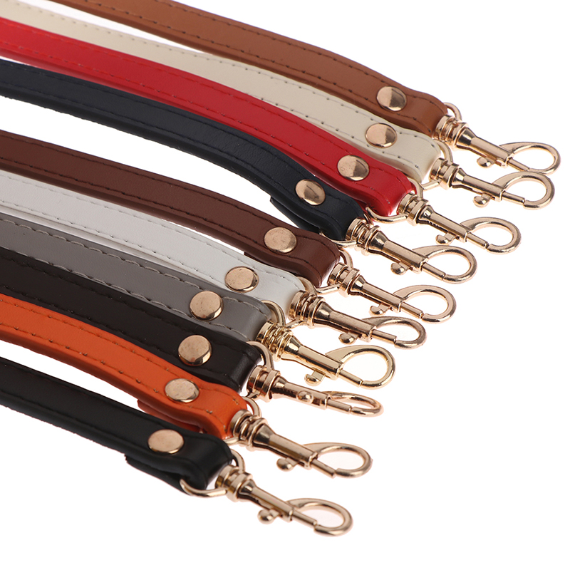 120cm Long PU Leather Shoulder Bag Handle DIY Purse Strap Handbags Belts Strap Bags Accessory