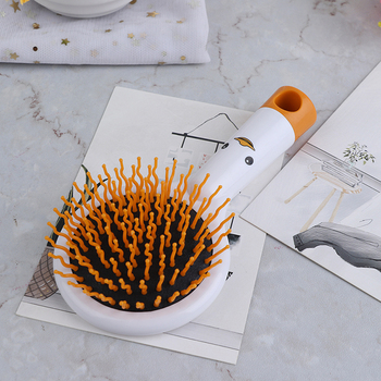 1 Comb Hair Care Brush Massage Wooden Spa Massage Comb Antistatic Hair Combs Massage Head Promote Blood Circulation