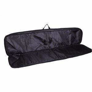 Image 5 - Taktik tüfek aksesuarları Airsoft tüfek tabanca kılıfı av çanta naylon silah kılıf omuz sırt çantası 3 boyutu