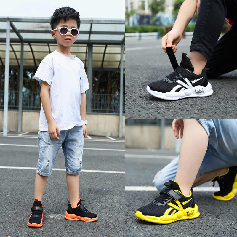 Children shoes Sneakers for boys and girls ,Kids cartoon Sports Shoes boy leather Boots Rubber Button school shoes EUR 26-37