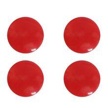 4 шт. магнитные держатели для гоночных гонок с зажимами для бега
