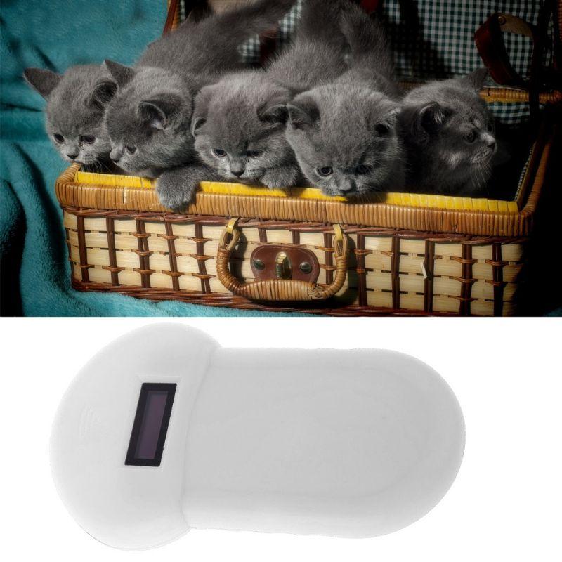 Hot DealsHandheld Protable Pet Chip Reader Scanner Animal Microchip Recognition Reader for Cat