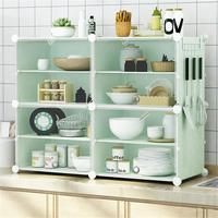Room Etagere Garage Rangement Table Mobili Shabby China Furniture Sideboard Buffet Meuble Aparador Mueble Comedor Dining Cabinet