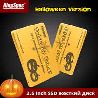 KingSpec SSD HDD 2.5 SATA3 SSD 120 go SATA III 240 go SSD 480 go SSD 960 go 7mm disque SSD interne pour pc de bureau portable